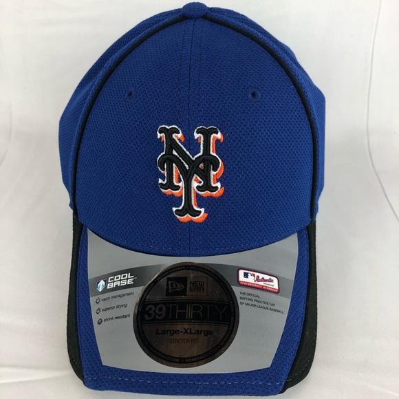 buy online e9035 2727b New Era 39Thirty MLB New York Mets Ball Cap
